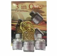 Car perfume 3 in One Chanel Allure Homme Sport