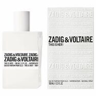 Zadig & Voltaire This is Her for woman edp 100 ml. люксовая копия