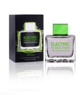 Antonio Banderas  -Electric Seduction in Black for Men100ml