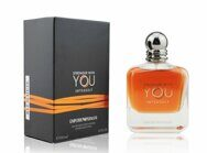 Giorgio Armani. Emporio Armani Stronger. With You. Intensely  100 ml