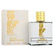 Тестер Carolina Herrera 212 VIP for woman edp 50 мл.