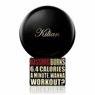 ТЕСТЕР Kissing Burns 6.4 Calories An Hour. Wanna Work Out, 100 ml