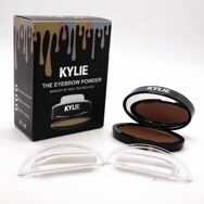 Тени для бровей KYLIE the eyebrow powder (palm red)  №2