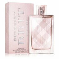 Burberry Brit Sheer edt for woman 100 ml.