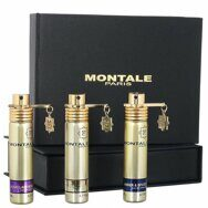 Набор Montale 3*20 ml. (Aoud Lavender - Tropical Wood - Amber & Spices)