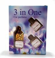 Car perfume 3 in One DOLCE & GABBANA ROSE THE ONE