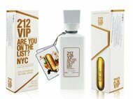 Carolina Herrera 212 VIP Are you on the list? NYC EDP 60 ml.