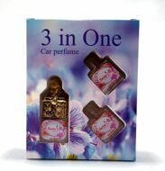 Car perfume 3 in One CACHAREL SCARLETT