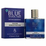 Тестер Antonio Banderas Blue Seduction edp 50 мл.