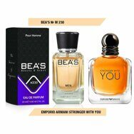 BEA'S Beauty & Scent № М230 Emporio Armani Stronger With You for man 50 ml.