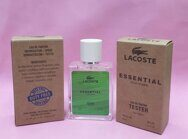 Tester Lacoste Essential edp for man 60 ml.