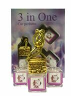 Car perfume 3 in One Chanel Chance Tendre