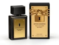 Туалетная вода Antonio Banderas  -The Golden Secret 100ml