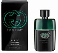 Gucci  -Guilty Black Pour Homme100ml