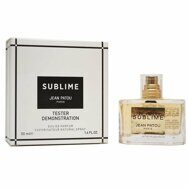 Tester Jean Patou Sublime edp for woman 50 ml.