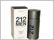 C.H  -Carolina Herrera 212 -for men (100m)
