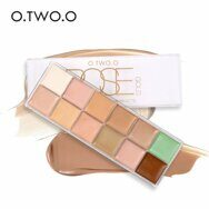 Консилер O.TWO.O Rose Gold 12 Camouflage Cream Palette