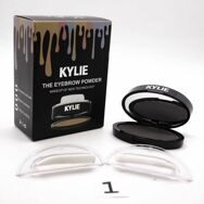 Тени для бровей KYLIE the eyebrow powder (gray)  №1