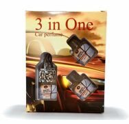 Car perfume 3 in One DIESEL FUEL FOR LIFE