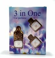 Car perfume 3 in One VERSACE POUR FEMME