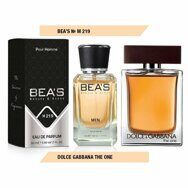 BEA'S Beauty & Scent № М219 Dolce & Gabbana The One for man 50 ml.