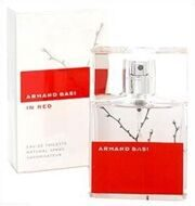 Armand Basi In red for women EDT 100ml