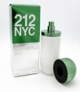 Carolina Herrera 212 NYC NEWYORK PILLS 80ML