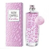 Туалетная вода- Naomi Campbell- Cat DeLuxe, 75ml