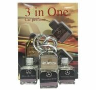 Car perfume 3 in One Mercedes Benz