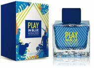 ANTONIO BANDERAS PLAY IN BLUE SEDUCTION FOR MEN EDT 100 ml.