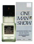 Jacques Bogart One Man Show for man edt 100 ml.