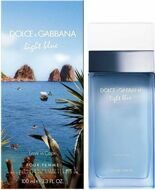Dolce & Gabbana Light Blue Love in Capri