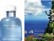 *туалетная вода Dolce & Gabbana Light Blue Beauty Of 75ML