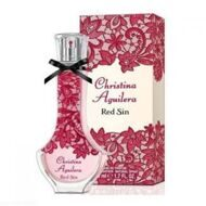 Christina Aguilera Red Sin, 100 ml