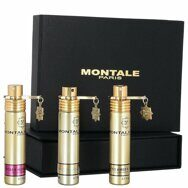 Набор Montale 3*20 ml. (Roses Musk - Tropical Wood - So Amber)